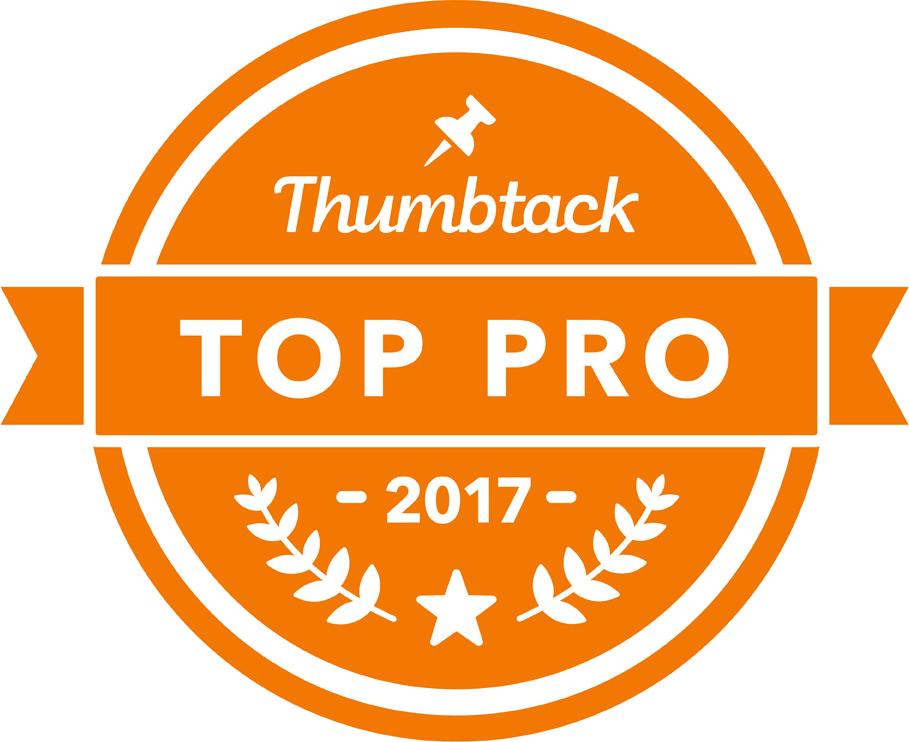 thumbtack top pro logo