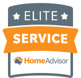 elite service home advisor logo